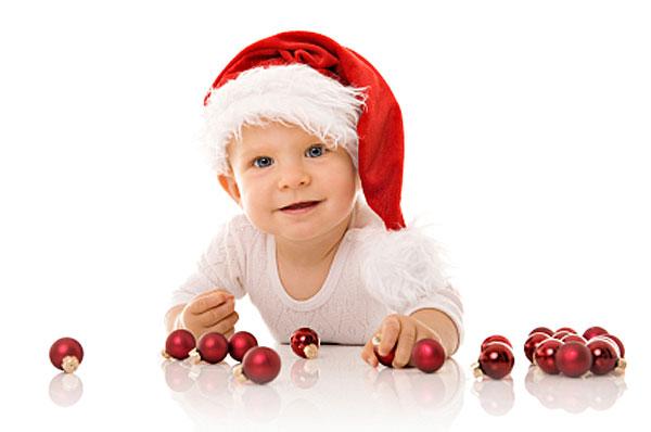 Подарок годовалому ребенку новый год