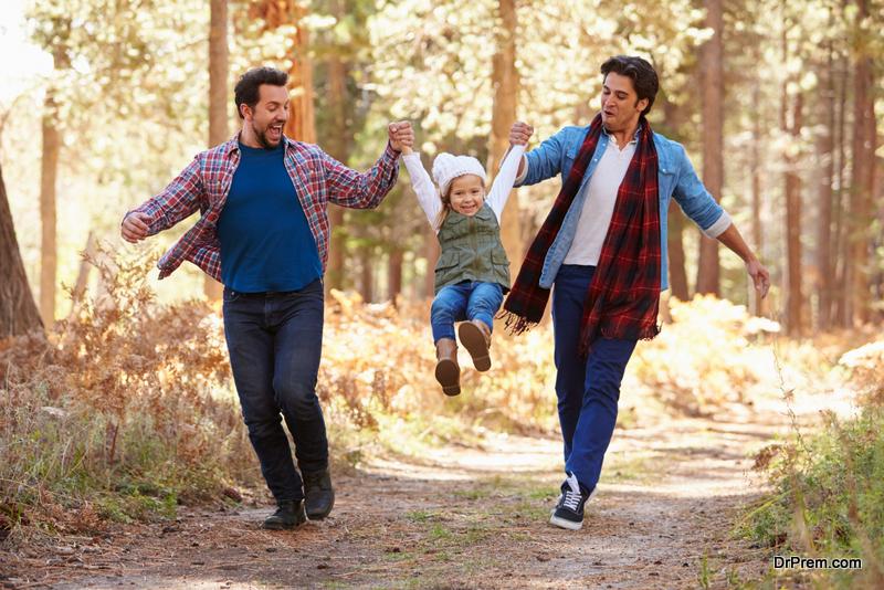 LGBTQ+ Parenting