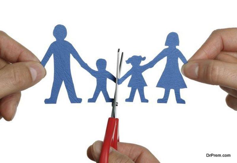 Parents Get Divorced