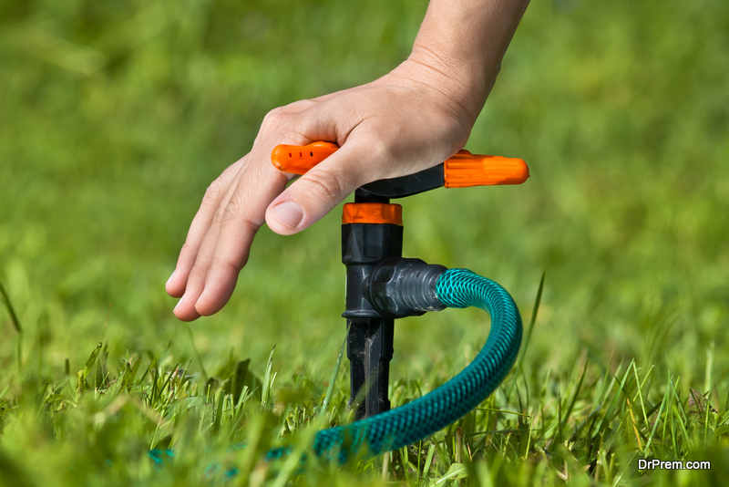 garden-sprinkler