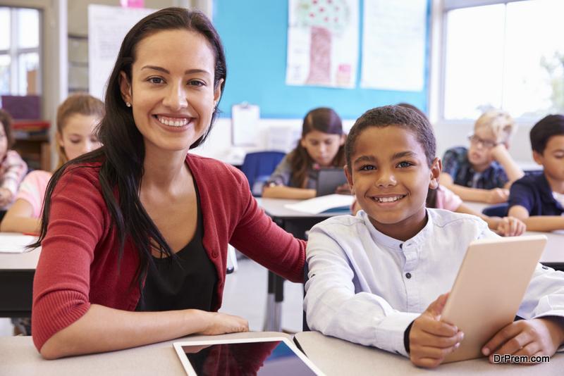 Teachers should asses themselves