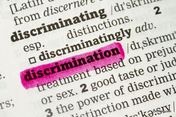 Right against discrimination