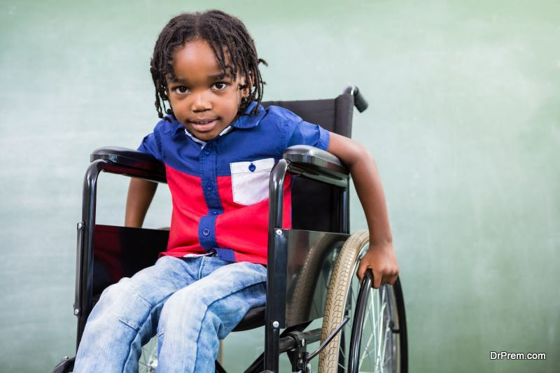 child with disability,
