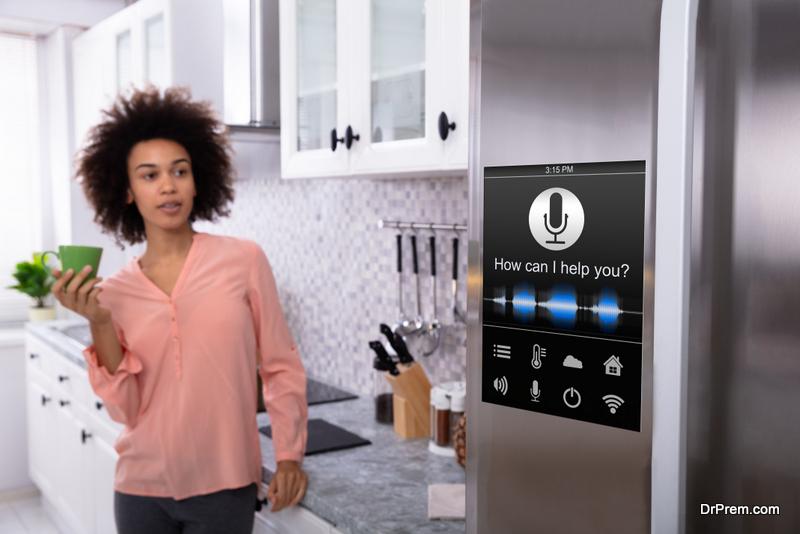 Smart-fridge