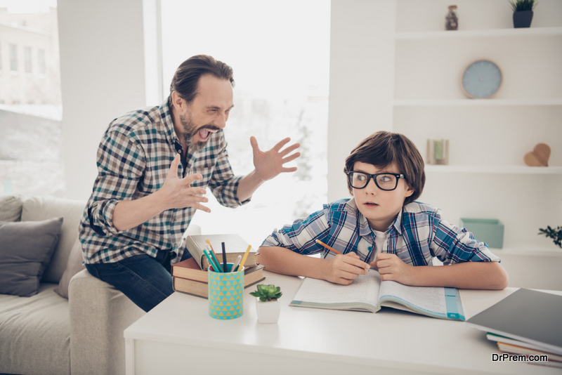 Toxic parents force career choices on their children