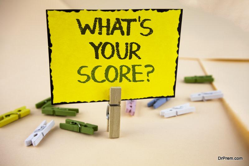 Trivia score