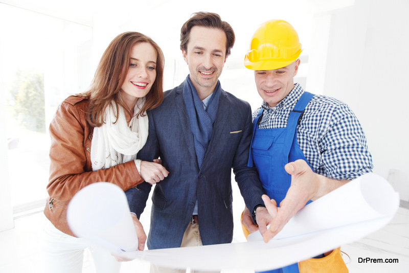 Contractor-and-client-conversation
