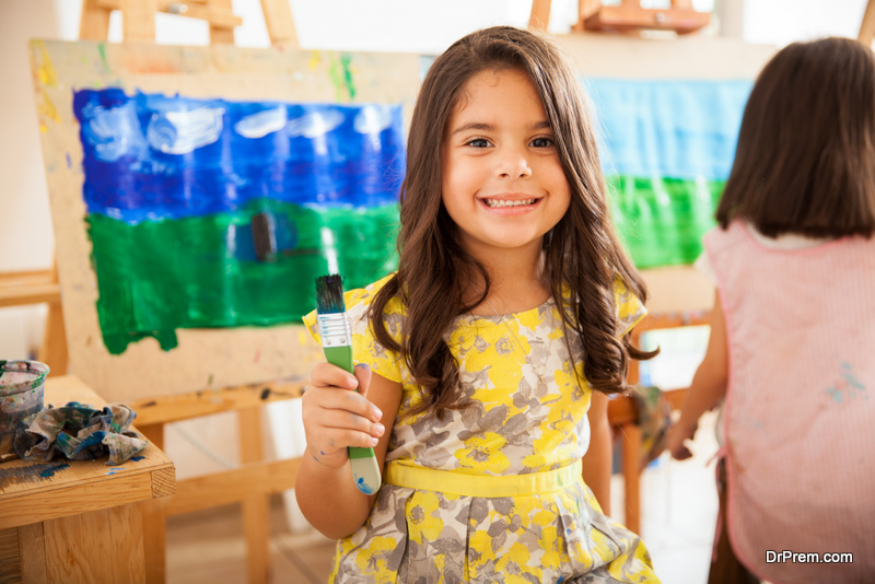 Painting-helps-develop-a-childs-creativity